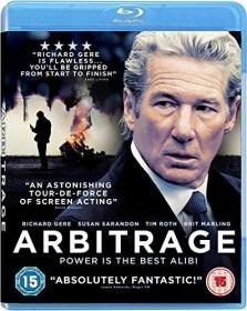 Arbitrage (Blu-ray) (UK)