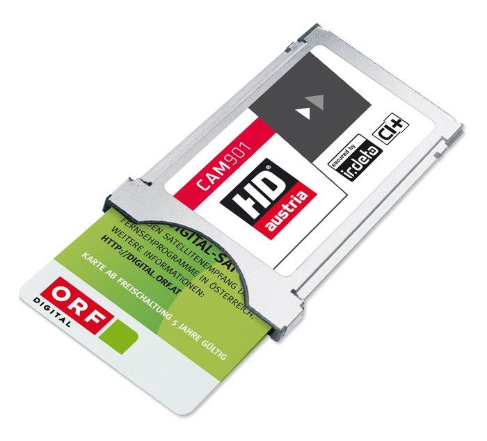 ci karte HD Austria CI+ module CAM901 incl. ORF card starting from £ 0.00