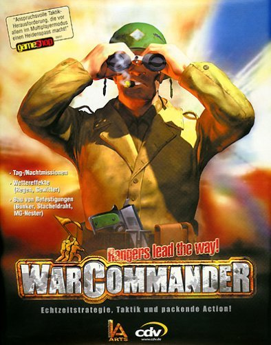 WarCommander (deutsch) (PC) -- via Amazon Partnerprogramm