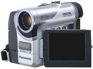 Panasonic NV-GS1 silver