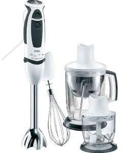 Braun MR 540 Aperitive MultiQuick 5 hand blender (MR6550MBCHC)