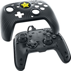 PDP Wired Pro Controller - Mario Star (Switch)