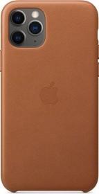 Apple Leder Case für iPhone 11 Pro sattelbraun (MWYD2ZM/A)