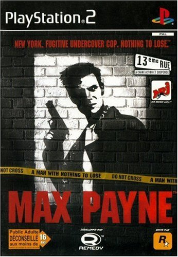 Max Payne (deutsch) (PS2) -- via Amazon Partnerprogramm