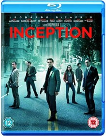 Inception (Blu-ray) (UK)