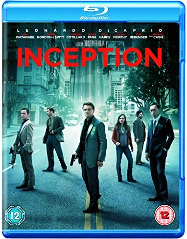 Inception (Blu-ray) (UK) -- via Amazon Partnerprogramm