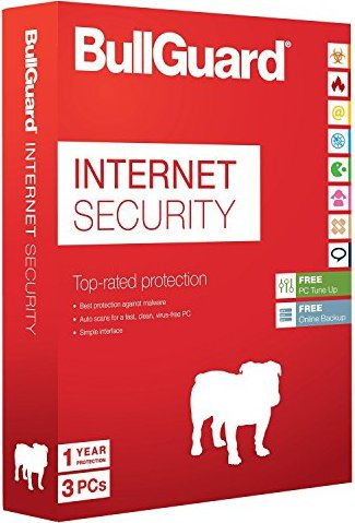 BullGuard Internet Security 10.0, 3 User (deutsch) (PC) -- via Amazon Partnerprogramm