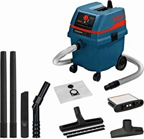 Bosch GAS25 wet and dry vacuum cleaner -- via Amazon Partnerprogramm