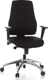 HJH Office Pro-Tec 200 Bürostuhl, schwarz (608000)