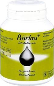 Bärlau Nestmann extract-capsules, 90 pieces