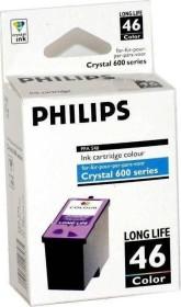 Philips Druckkopf mit Tinte PFA 546 dreifarbig hohe Kapazität