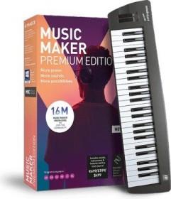 Magix Music Maker 2019 Control (German) (PC)
