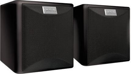 quadral Maxi 220 W Stück schwarz