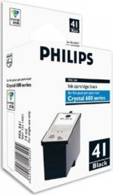 Philips Printhead with ink PFA 541 black