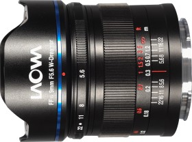 Laowa 9mm 5.6 FF RL for Leica M black
