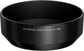 Olympus LH-49B Gegenlichtblende schwarz (V324492BW000)