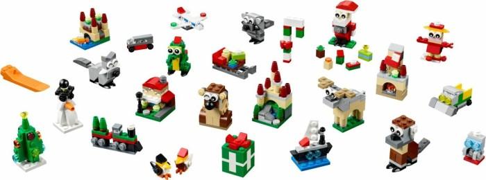 LEGO® 40222 Weihnachtlicher Bauspaß 24 in 1 NEU in OVP 2016