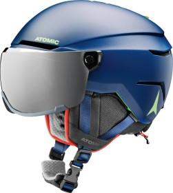 Atomic Savor Visor JR Helm blau (Junior) (Modell 2019/2020) (AN5005724)