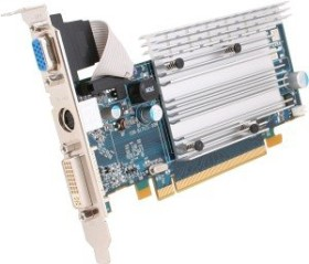 Sapphire Radeon HD 3450, 512MB DDR2, VGA, DVI, S-Video, bulk/lite retail (11125-10-10/-20)