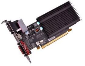 XFX Radeon HD 6450 passiv, 1GB DDR3, VGA, DVI, HDMI (HD-645X-ZNH2)