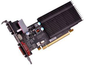 XFX Radeon HD 6450 passive, 1GB DDR3, VGA, DVI, HDMI (HD-645X-ZNH2)