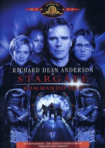 Stargate Kommando SG1 Season 1 Vol. 1.1 -- via Amazon Partnerprogramm