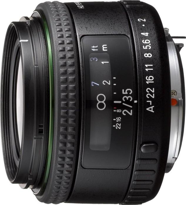 Pentax HD FA 35mm 2.0 AL black (22860)