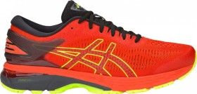 Asics Gel-Kayano 25 cherry tomato/safety yellow (Herren) (1011A019-801)