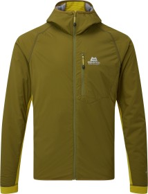 Mountain Equipment Switch Pro Hooded Jacke fir green/acid (Herren) (ME-004369-ME-01541)