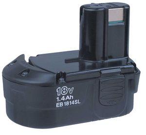 Hitachi EB1814SL Werkzeug-Akku 18V, 1.4Ah, NiCD