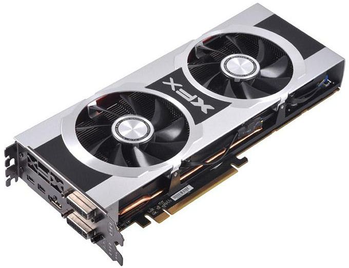 XFX Radeon HD 7970 Black Edition Dual Fan, 3GB GDDR5, 2x DVI, HDMI, 2x Mini DisplayPort (FX-797A-TDBC)