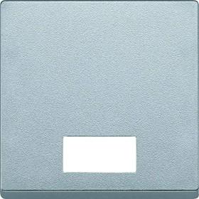 Merten System M Wippe Thermoplast edelmatt, aluminium (433860)
