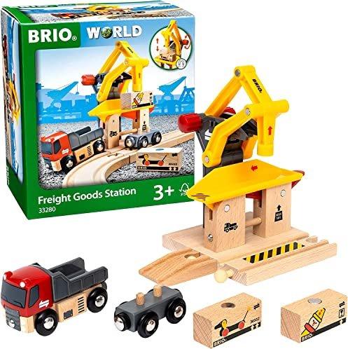 BRIO Frachtverladestation (33280) -- via Amazon Partnerprogramm