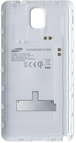 Samsung EP-CN900IW Akkudeckel induktiv weiß