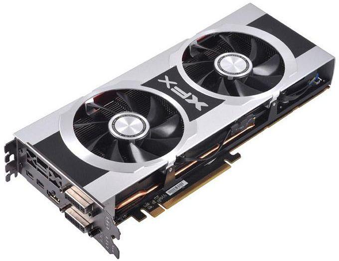 XFX Radeon HD 7970 DD, 3GB GDDR5, 2x DVI, HDMI, 2x mini DisplayPort (FX-797A-TDFC/FX-797A-TDJC)