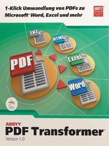 Abbyy: PDF Transformer 1.0 (PC) (21500001)