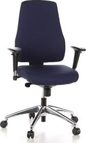 HJH Office Pro-Tec 200 Bürostuhl, blau (608010)
