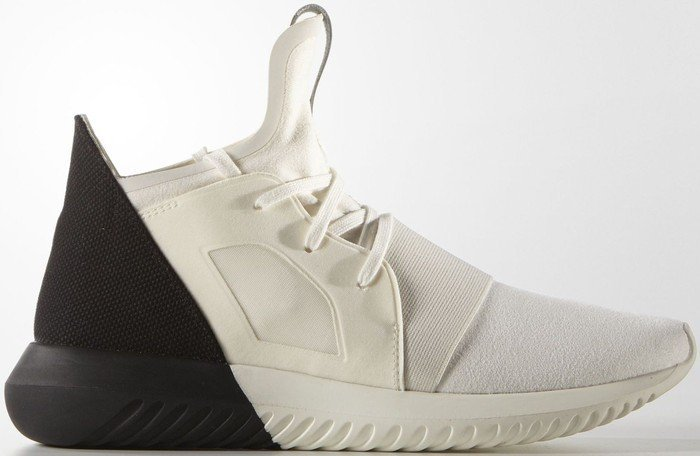 promo code be8f3 97fd1 adidas tubular Defiant off white core black (ladies) (S75246)