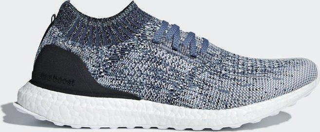 24f7cdcd54542 adidas Ultra Boost Uncaged Parley raw grey chalk pearl blue spirit (men)