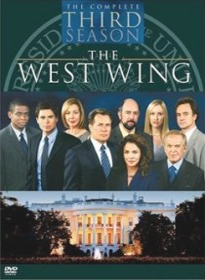 The West Wing Season 3 (DVD) (UK)