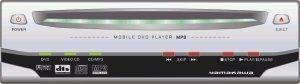 Yamakawa DVD MP-8 silver