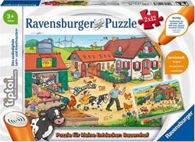 Ravensburger tiptoi Puzzle: Puzzle für kleine Entdecker: Bauernhof (00066)