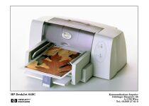 HP DeskJet 640C (C6464A)