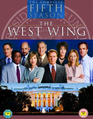 The West Wing Season 5 (UK) -- via Amazon Partnerprogramm