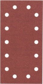 Bosch orbital sander sheet C430 Expert for Wood and Paint 115x230mm K100, 10-pack (2608606531)