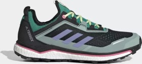 adidas Terrex Agravic Flow glory green/light purple/green tint (Herren) (EH0076)