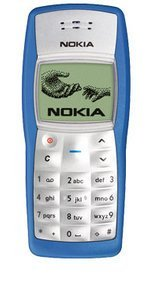 Vodafone D2 Nokia 1100 (various contracts)
