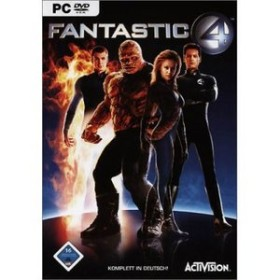 Fantastic Four: The Movie (PC)