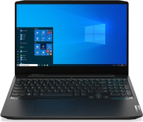 Lenovo IdeaPad Gaming 3 15ARH05 Onyx Black, Ryzen 5 4600H, 16GB RAM, 512GB SSD, GeForce GTX 1650, DE (82EY00J5GE)