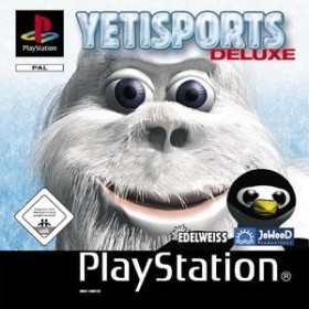 Yeti Sports Deluxe (PS1)
